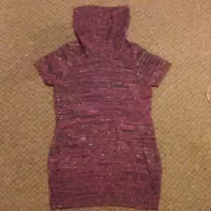 Womens NY Collection Turtle Neck
